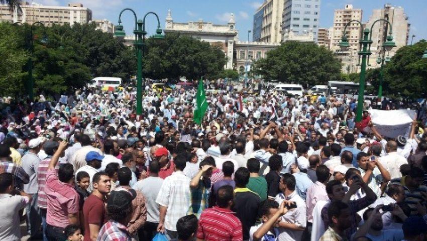 إخوان الإسكندرية يعلنون استمرار فعالياتهم حتى عودة مرسي