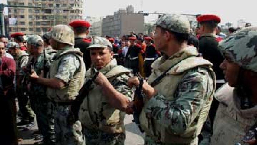 الجيش ينفي إلقاء القبض على جميع منفذي حادث رفح