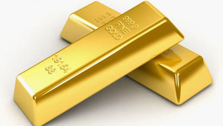 ضبط ١٠ كجم ذهبا خاما بحوزة سوداني
