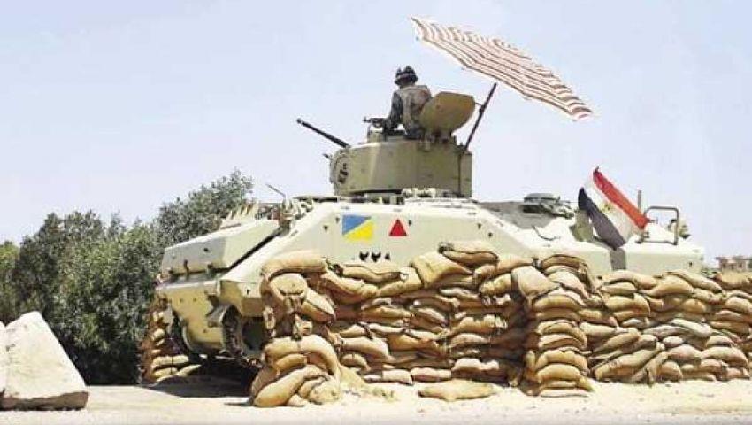 استنفار أمني بشمال سيناء عقب إلغاء الطوارئ