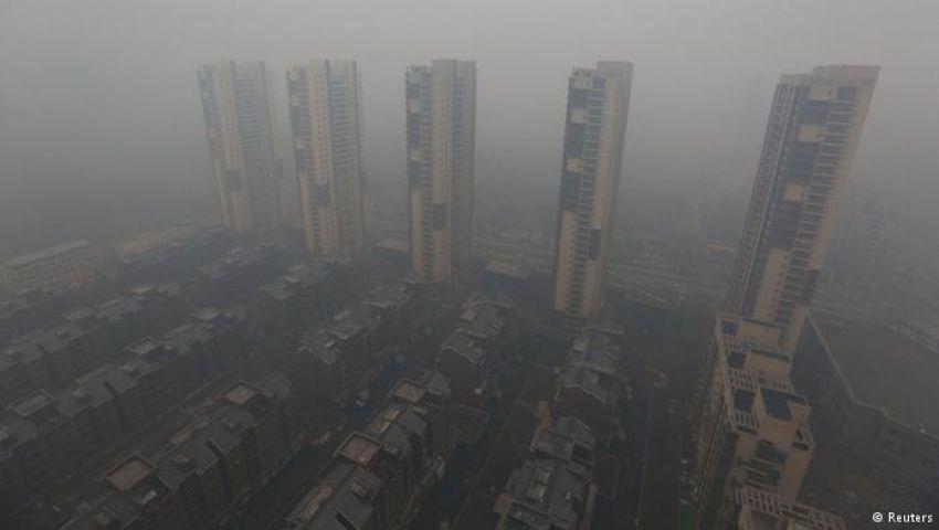 الصين تتخلص من ربع مليون طن مواد مستنفدة لطبقة الأوزون