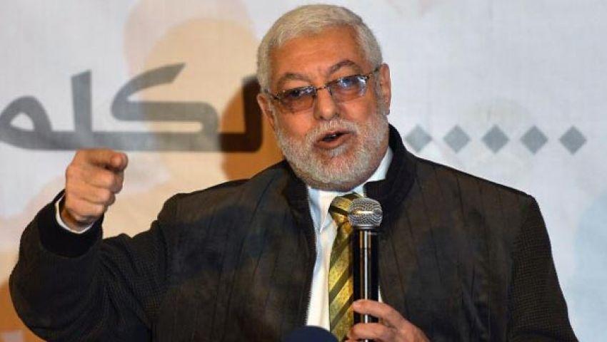 الإخوان تسحب الملف المالي وأمانة الجماعة من محمود حسين