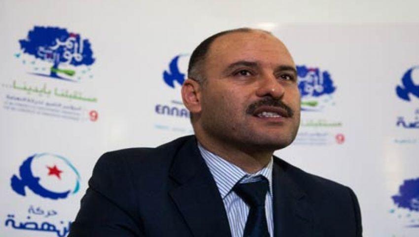 النهضة التونسي يأسف لاستقالة الشعيبي