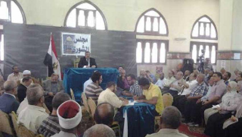 الشورى: نرفض خطاب التحريض على قتل المتظاهرين