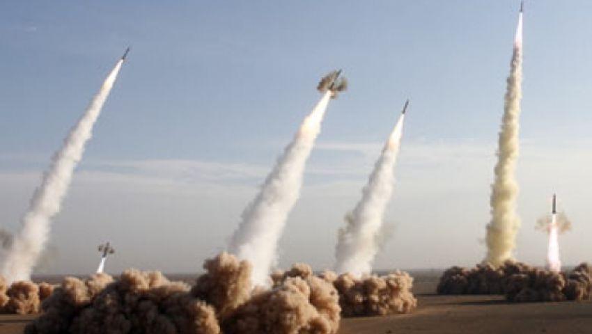 إطلاق 15 صاروخًا على جنوبي إسرائيل