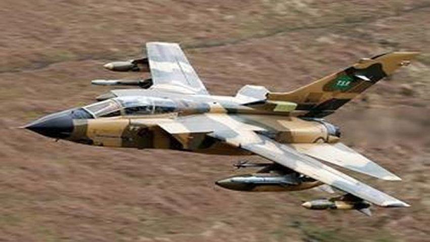 بدء فعاليات التدريب الجوي المصري - السعودي فيصل 10
