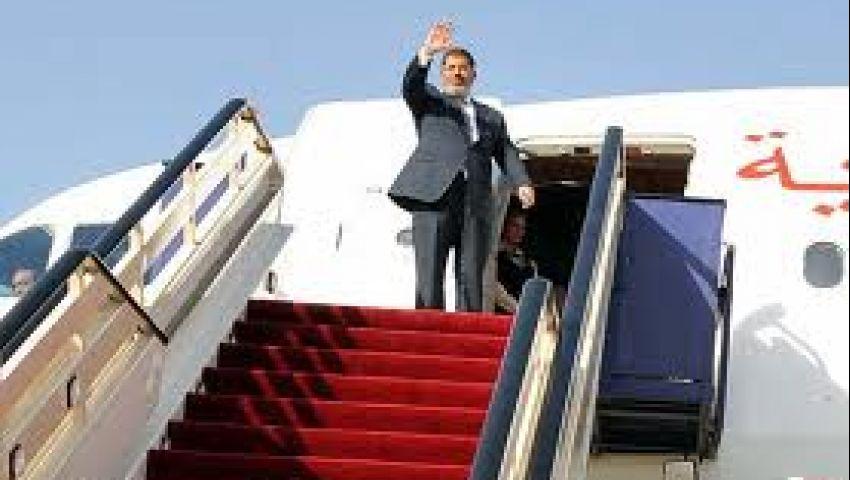 المطار ينفي تحرك طائرة الرئاسة من مكانها بالمهبط