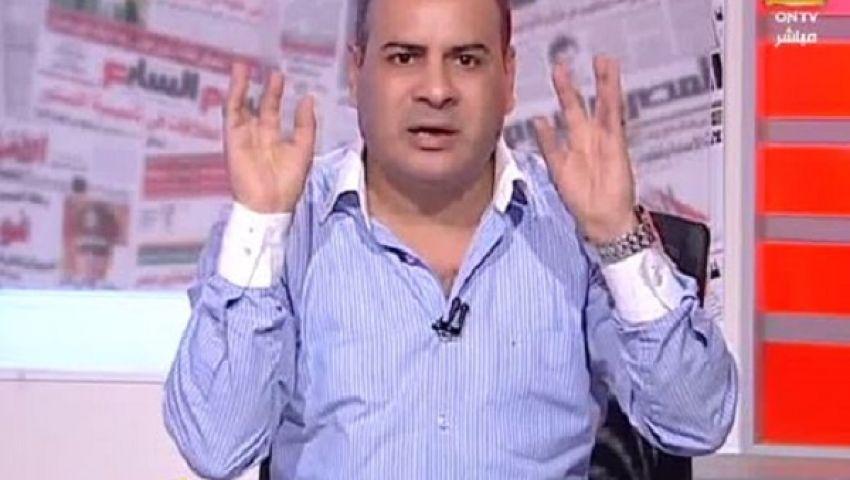 فيديو.. القرموطي يطالب بمجلس للعنب والبطيخ المصري