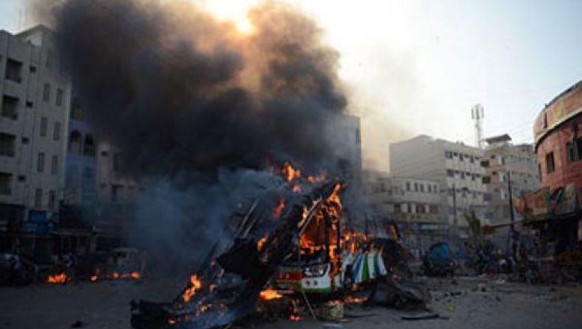 مقتل وإصابة 52 في انفجار بسوق شعبي ببغداد