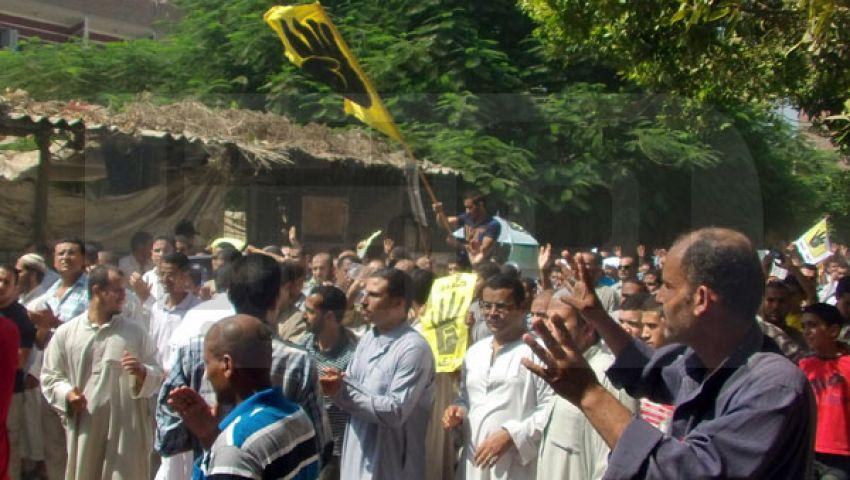 مسيرات ببني سويف للإفراج عن المعتقلين