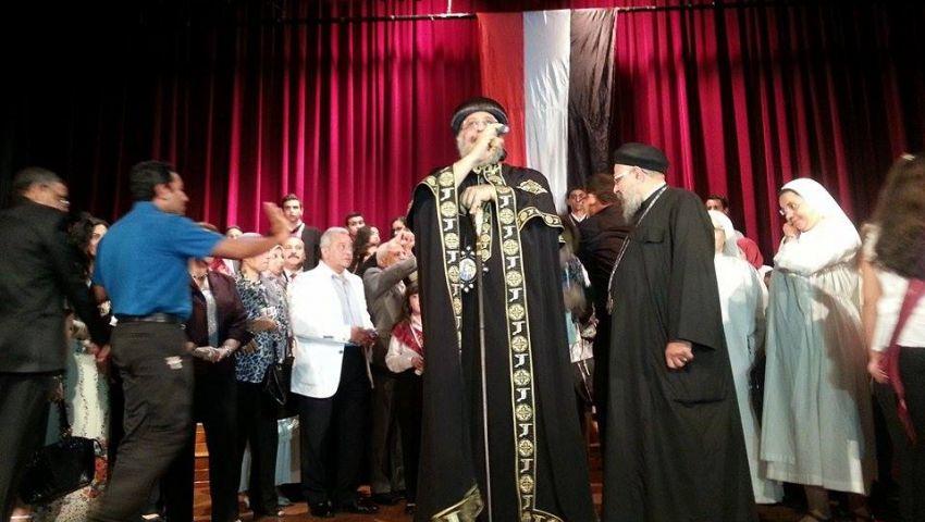 البابا تواضروس: قناة السويس الجديدة هدية مصر للعالم