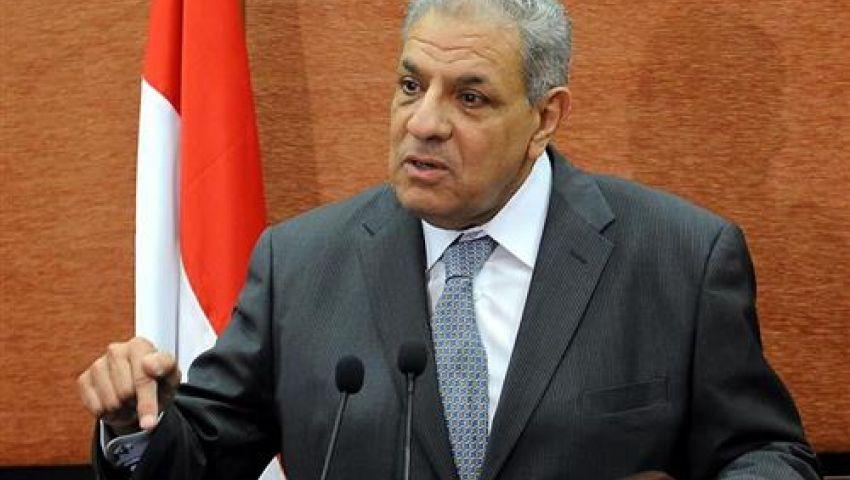 محلب يلغي قرارا لرئيس جامعة الإسكندرية المستقيل