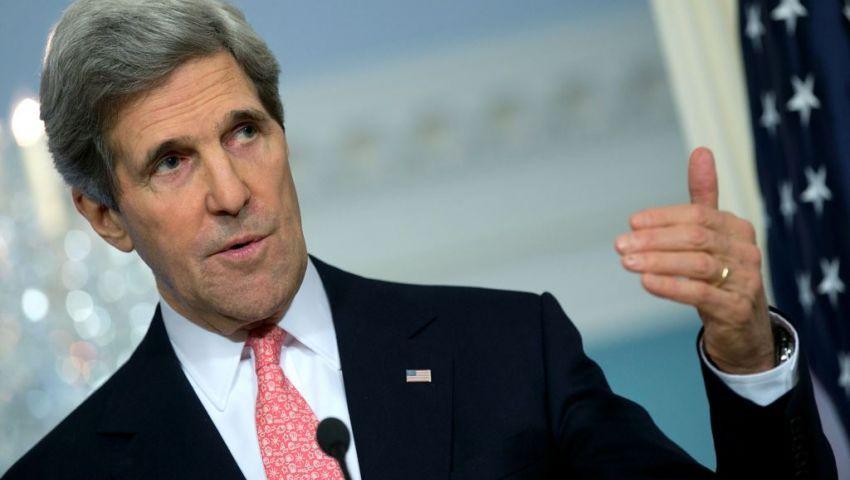كيري: العلاقة بين واشنطن والخليج استراتيجية