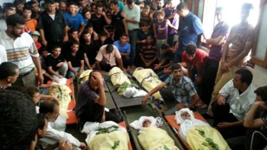 استشهاد 3 فلسطينيين ترفع حصيلة الحرب إلى 2102