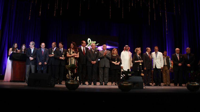 إلغاء حفل ختام مهرجان الأغنية حدادا على أرواح شهداء سيناء