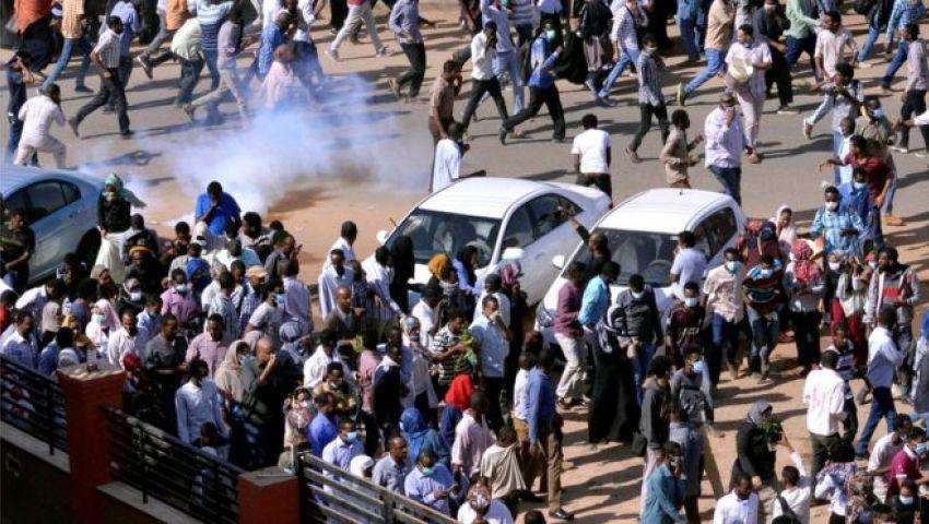 السودان في 15 مشهدا.. من الاحتجاجات إلى فض الاعتصام