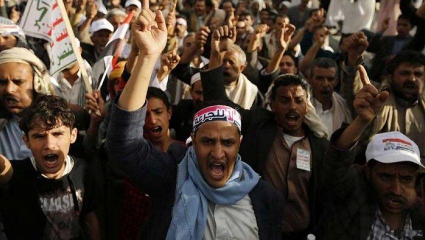 الحوثيون يقتحمون العاصمة اليمنية
