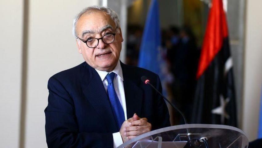 لهذه الأسباب.. سلامة يعارض إرسال قوات حفظ سلام إلى ليبيا