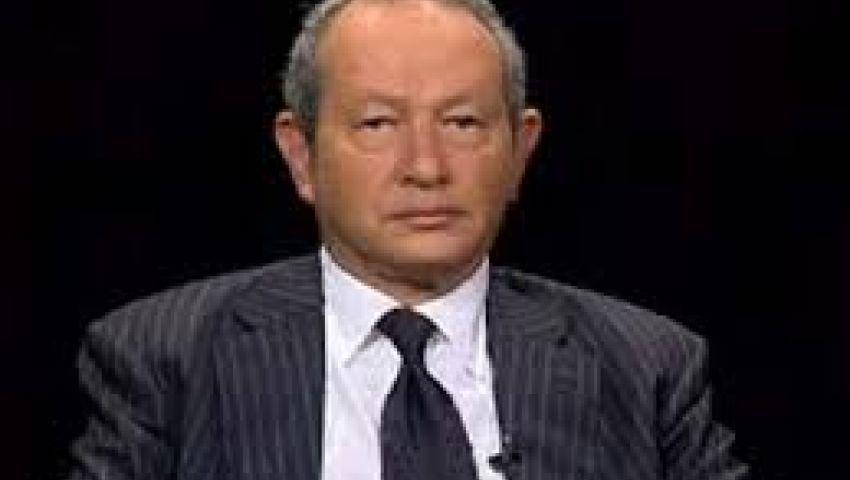 ساويرس يطالب الإخوان بالمشاركة في العملية السياسية