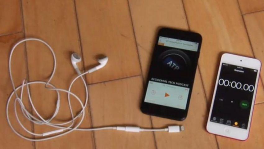غطاء هاتفي يعالج أكبر مشكلة في آيفون 7