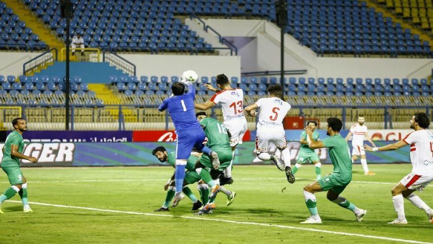 فيديو| 4 مشاهد من عبور الزمالك الصعب لنهائي كأس مصر