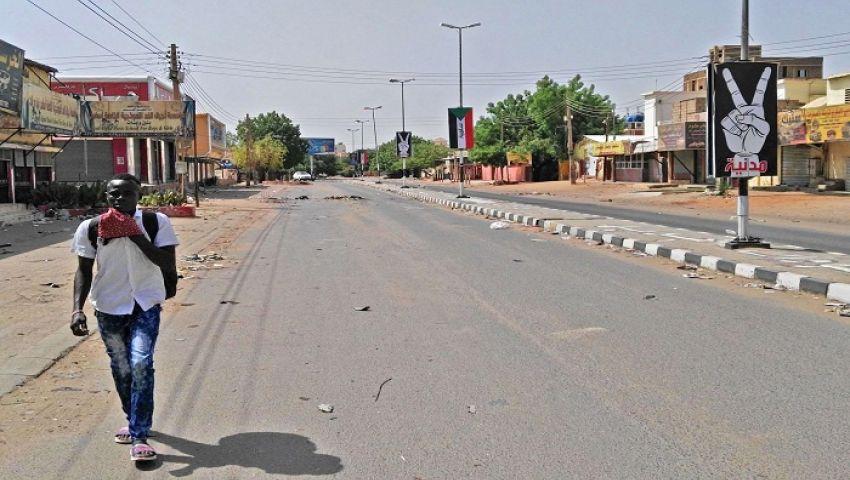 فيديو وصور| العصيان المدني في السودان.. هكذا تبدو الخرطوم هادئة