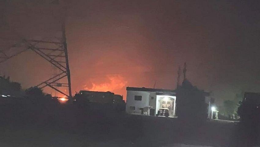 بالأسماء |ارتفاع عدد ضحايا حريق إيتاي البارود إلى 7 وفيات و16 مصابًا