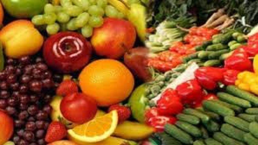 فيديو| أسعار الخضار والفاكهة اليوم الأحد.. الطماطم بـ6 جنيهات