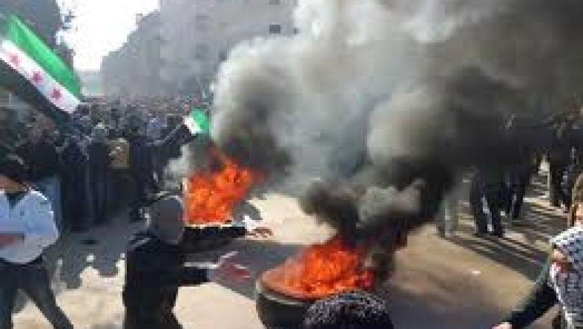 اشتباكات متقطعة بالمدن السورية القريبة من تركيا