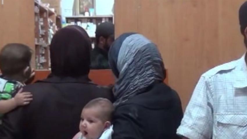 فيديو.. انتشار الأمراض في مدن سورية نتيجة الحصار