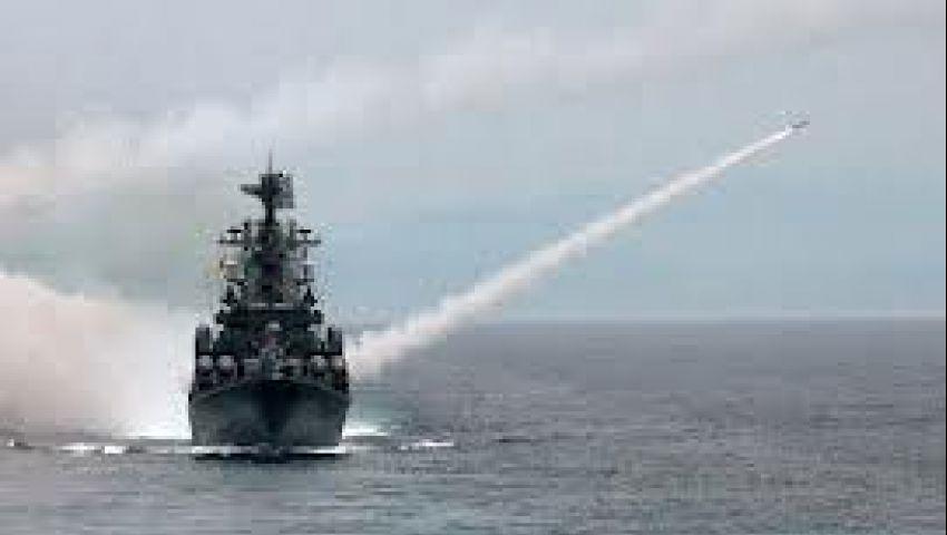 مناورات بحرية مشتركة روسية ـ إيرانية
