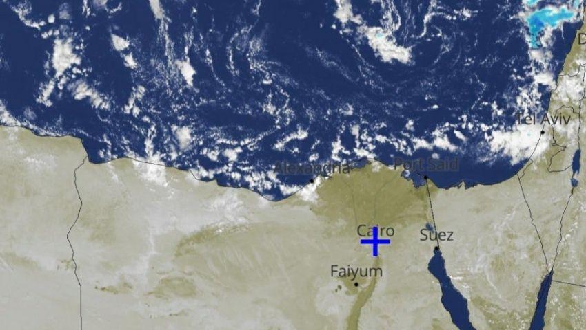 بالأقمار الصناعية.. أمطار غزيرة على الإسكندرية ومطروح