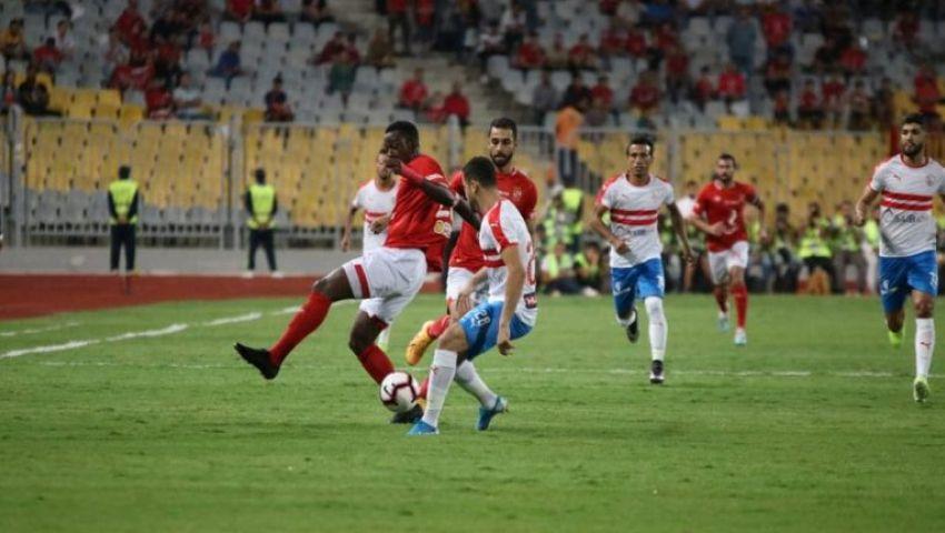 خاص.. اتحاد الكرةيكشف حقيقة تغريم الأهلي والزمالك بعد مباراة السوبر