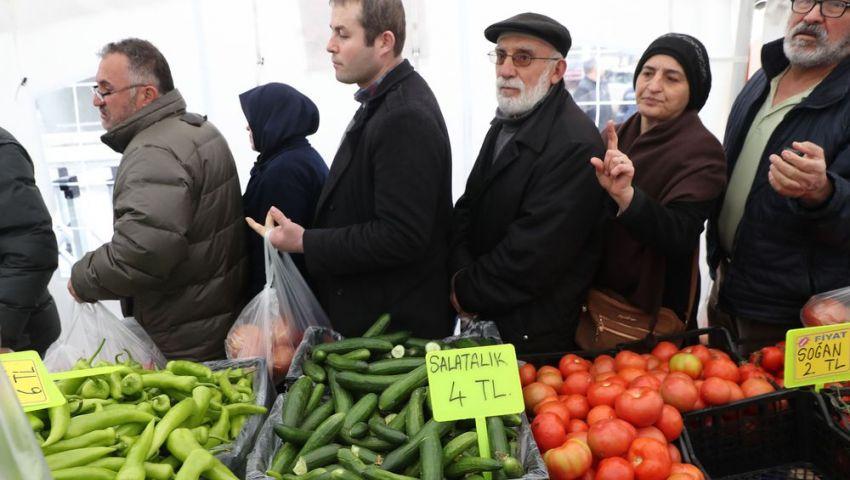 بلومبرج: الضرب على وتر الخوف الغذائي يفيد أردوغان