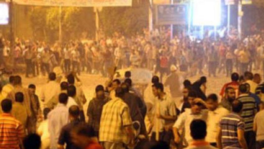 الهدوء يعود لـالإبراهيمية بعد اشتباكات مؤيدي ومعارضي الرئيس