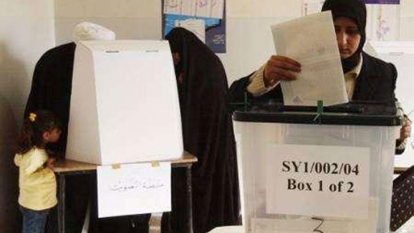 بدء التصويت في مجالس المحافظات بالأنبار