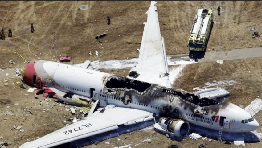 5 قتلى في تحطم طائرة أوكرانية.. واشتباه في نفاد الوقود