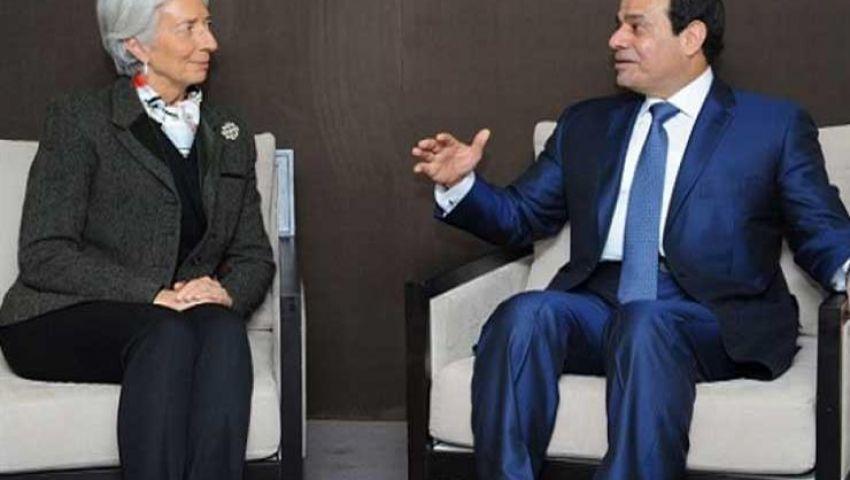 لمراجعة برنامج الإصلاح وتسليم الشريحة الأخيرة.. وفد صندوق النقد في القاهرة مايو المقبل