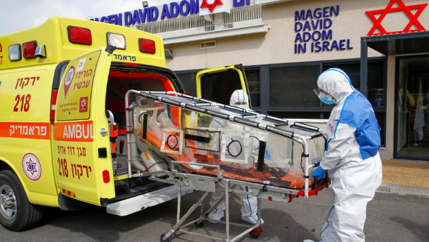 كورونا.. إسرائيل تسجل 646 إصابة جديدة وتغلق مدينة موبوءة