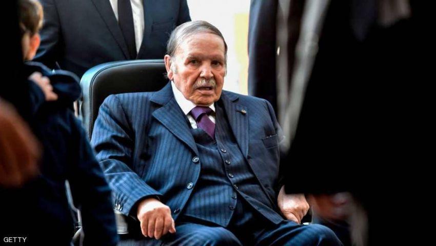 بعد ترشحه رسميًا.. نص رسالة «بوتفليقة» للجزائريين