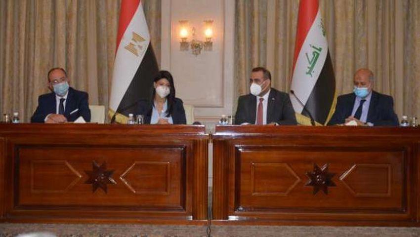 عودة العمالة ومصير الحوالات الصفراء..أبرز مباحثات اللجنة المصرية العراقية