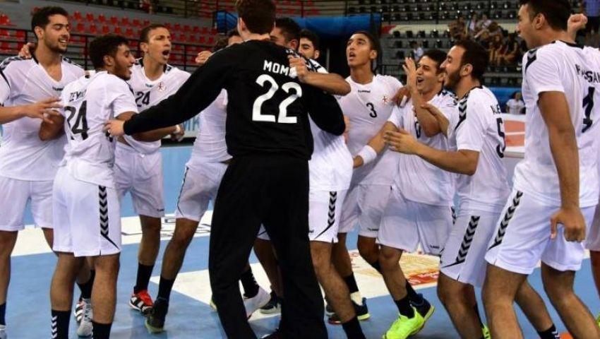 حفاوة «تويترية» بتأهل منتخب مصر لكرة اليد لنهائي بطولة العالم للناشئين