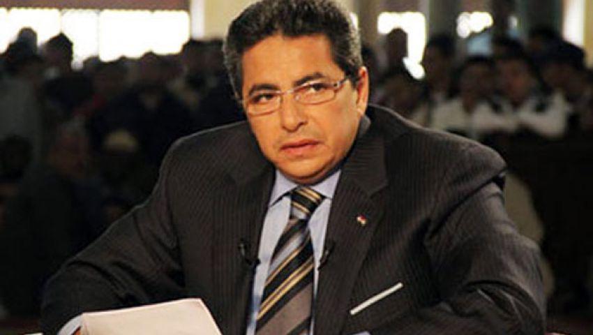 محمود سعد يَعدل عن قراره بالانسحاب من النهار