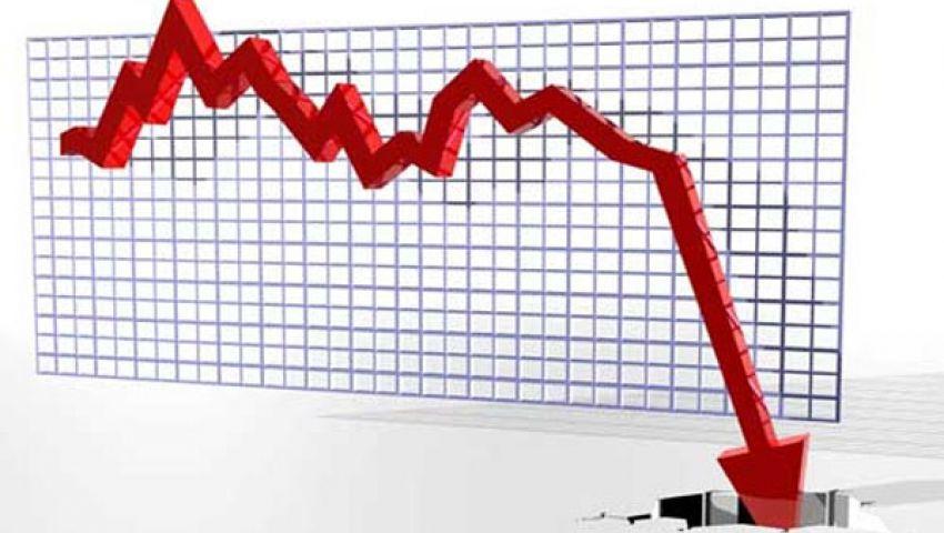 غياب الاستقرار السياسي يدفع البورصة للهبوط.. وخسارة 5.2 مليار جنيه