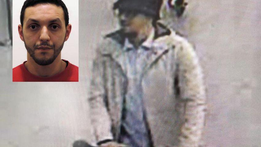 بلجيكا: محمد عبريني صاحب القبعة في الهجوم على المطار
