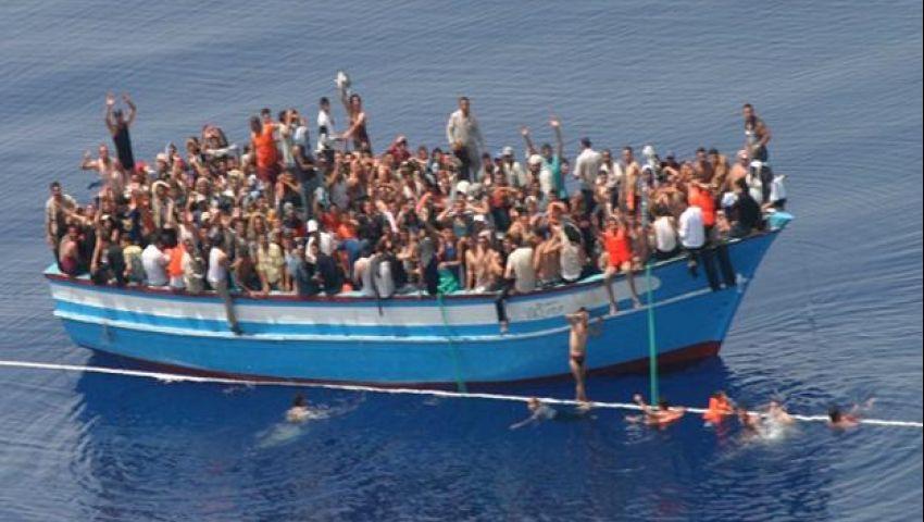 بالصور.. القوات البحرية تحبط محاولة هجرة 78 فردا بطريقة غير شرعية
