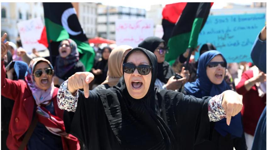 صحيفة ألمانية: تكشف 3 سيناريوهات للحرب فى ليبيا