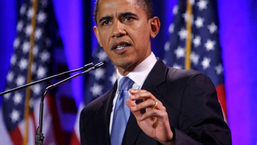 أوباما يشيد بانتهاء المهمة القتالية للناتو في أفغانستان