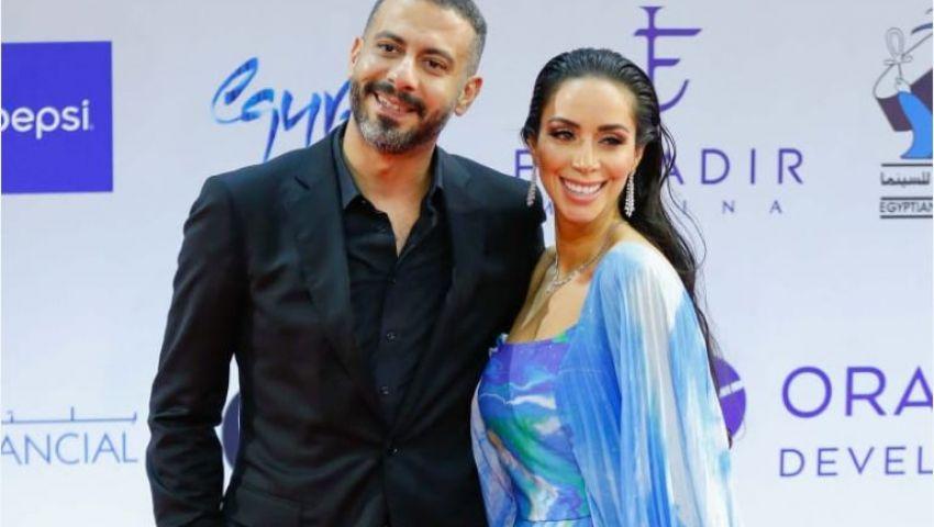«الجونة السينمائي» يشهد إعلان محمد فراج خطوبته.. من هي هذه الفنانة؟