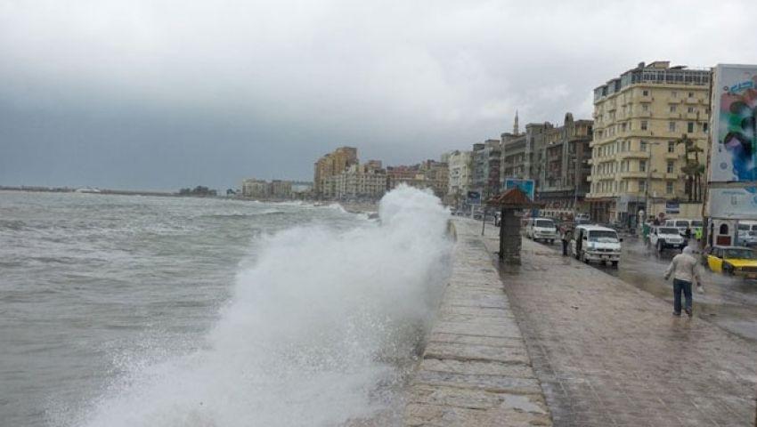 موجة الطقس السيئ.. توجيهات وزارة النقل للقيادة الآمنة أثناء الأمطار